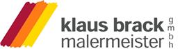 Malermeister Klaus Brack GmbH Logo